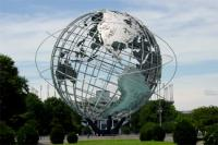 De Unisphere in Flushing Meadows